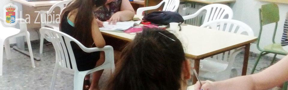Aula apoyo escolar Ayuntamiento de La Zubia