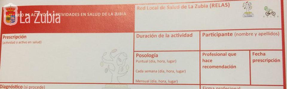 Área de Salud del Ayuntamiento de La Zubia